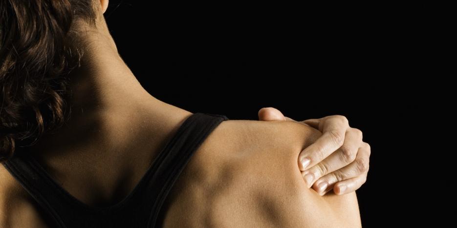 Самомассаж помогает бороться с хроническим напряжением